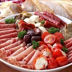 Italian cold meats