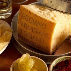 Parmigiano Reggiano Vaches Rouges