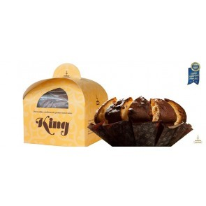 Panettone King Fiasconaro 500 g