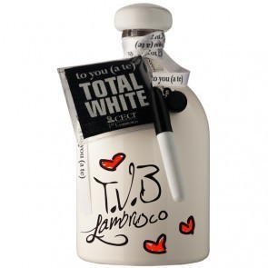 To You Total White -  Bolle di Lambrusco Cantine Ceci
