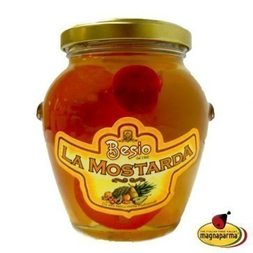 Mostarda of mixed fruit 380 g