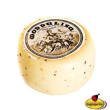 "Whole Pecorino cheese ""Monna Lisa"" with truffle 500 g"