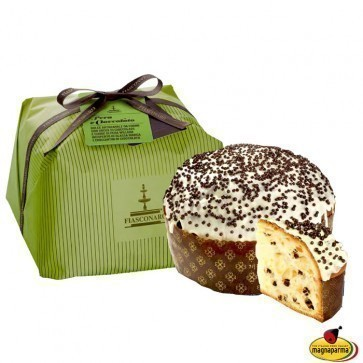 PANETTONE PERA E CIOCCOLATO - PEAR AND CHOCOLATE