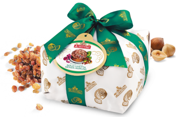 Panettone without candied fruit