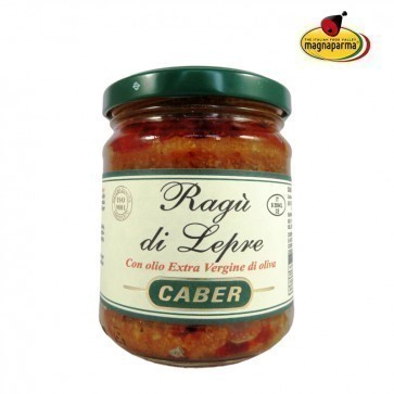 Hare meat sauce 180 g