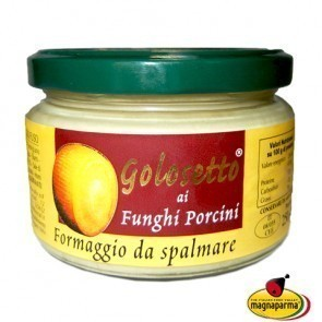 """Golosetto"" with porcini mushrooms 250 g"