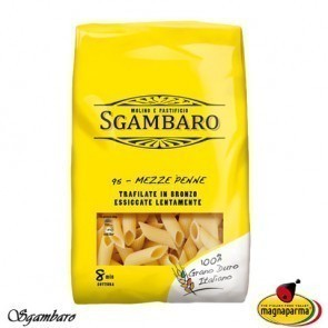 Durum wheat Half Penne 500 g