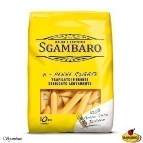 Durum wheat Penne rigate 500 g