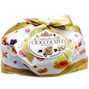 COLOMBA  WITH CHOCOLATE 1Kg. ALbertengo
