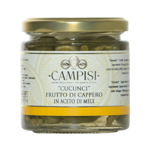 CAPERBERRIES ( capers fruit ) IN APPLE CIDER VINEGAR