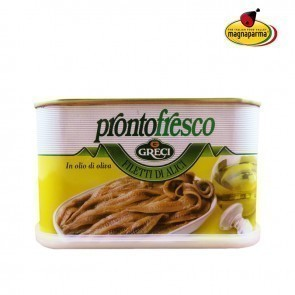 Anchovy fillets in olive oil 720 g