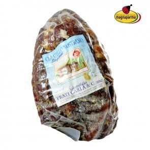 Whole cured Culatello 3,7 kg - peeled - vacuum packed