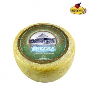 Whole seasoned goat's cheese (caprino) 2,7 - 3 kg