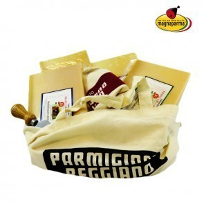 SHOPPING BAG - SELECTION OF PARMIGIANO REGGIANO
