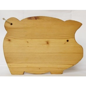 "Neech wood chopping board ""PIG"""