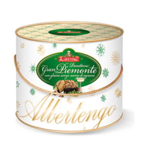 "Panettone ""Great Piedmont"" flavoured with Moscato 1 kg - cylinder"