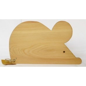 "Neech wood chopping board ""MOUSE"""