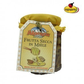 Fruits secs au miel d'acacia 250 g