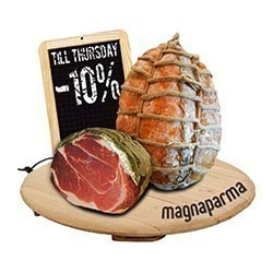 Fiocco of Culatello discounted until Thursday, May 28th