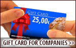 Gift Card for Companies